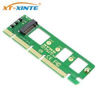 XT-XINTE SSD to PCI-E NGFF M-key M.2 NVME AHCI 16x x4 Adapter Riser Card