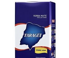 BLUE YERBA MATE TARAGUI 1 KILO/2.2 LBS CON PALO, BOOST ENERGY, BRAND NEW