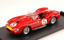 Ferrari 250 TR #5 4th 1000 Km Nurburgring 1958 Musso / Hill 1:43 Model BANG