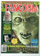 WoW! Fangoria #209 / Lord Of The Rings! The Devil's Backbone! The Convent!
