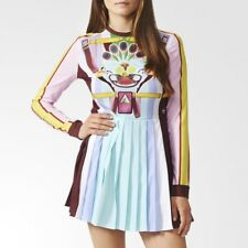 Women's ADIDAS ORIGINALS BY MARY KATRANTZOU Pleated Sport Dress