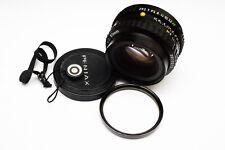 Exc. SMC Pentax-A 50mm f/2 standard Prime Lens KA auto aperture, m4/3, A7, Canon