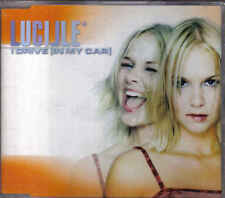 Lucille-I Drive in my Car cd maxi single eurodance Denmark 5 tracks
