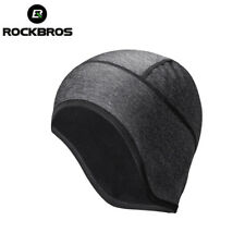 RockBros Thermal Cycling Cap Helmet Liner Outdoor Reflective Winter Warm Hats