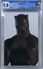 Avengers #37 - CGC 9.8 - Alex Ross Timeless Variant - Black Panther - Wall