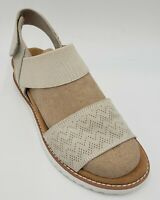 Bobs Womens Wedges Sandals Size 6W