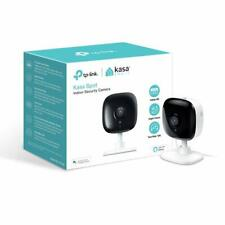 TP-Link Kasa Smart Indoor 1080p Wi-Fi Security Camera | Alexa  Google | KC100