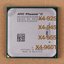 AMD Phenom II X4 960T 955(125W) 945 925 Socket AM3 CPU Processor