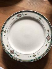STUDIO NOVA ADIRONDACK 2 DINNER PLATE,6 SOUP BOWLS ,4 SALAD PLATES & GRAVY BOAT