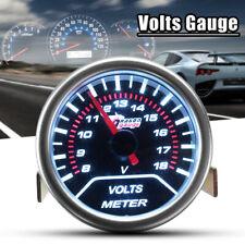 """2"""" 52mm LED 8-18V Voltmeter Volts Voltage Gauge Bar Car Modified Meter Pointer"""