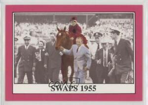 1991 Horse Star Kentucky Derby Swaps #81