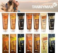 TannyMaxx Dark Super Black Very Dark Sunbed Tanning Lotion Tan