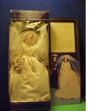 Diana Princess of Wales  Bride Doll Commemrative