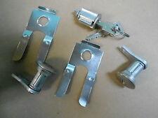64 65 Ranchero Falcon Mustang Fairlane Door + Ignition Locks  Keys  NEW
