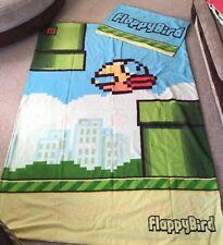 FLAPPY BIRD Reversible Single Duvet Cover & Pillow case