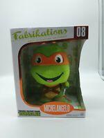 Teenage Mutant Ninja Turtles Michelangelo Fabrikations Funko Plush in Box
