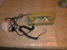 TELEFONO SIP A DISCO FISSO ANNI 60/70 VINTAGE ghiera anni 80