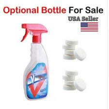 Multifunctional Concentrate Lemon Effervescent Spray Cleaner Chlorine 10Tablets✅