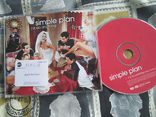 Simple Plan ‎– I'd Do Anything Label: Lava ‎– PRO 3820 Promo CD Single