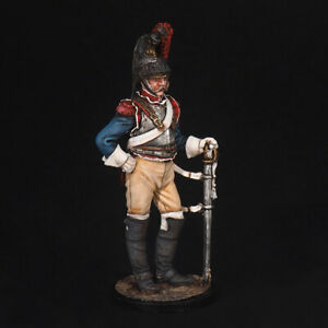 Tin Soldier, Cuirassier of the 3rd cuirassier regiment. France, Napoleonic 54 mm
