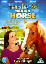 HORATIO - THE TALKING HORSE - DVD - REGION 2 UK