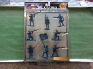 2003 Conte Collectibles Remember The Alamo Set #5 Rare Dark Blue Color.