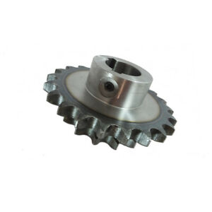 AH125782 Fits John Deere Combine Front Lower Feeder House Sprocket 60 Chain 9400