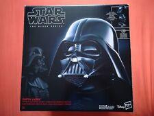 Darth Vader Helmet Black Series Star Wars - Premium Deluxe Electronic Replica