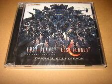 LOST PLANET 1+2 / Capcom ORIGINAL SOUNDTRACK CD