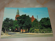 Postcard - Esbjerg, Denmark - The Church of Zion - From the late 70s