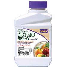 Bonide Chemical 217 Citrus Fruit and Nut Orchard Spray Concentrate