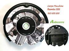 Corpo Macchina 555 563 Roomba con sensori vuoto scheda madre cover chassis IRobo
