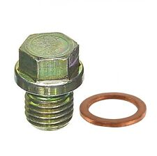 For Various Mercedes-Benz W108 W109 W111 W113 Engine Oil Drain Plug W/ Seal New