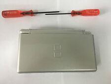 Austausch Ersatz Komplett Gehäuse für Nintendo DS Lite NDSL in SILBER