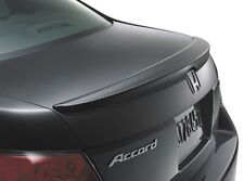 #280 PRIMER FACTORY STYLE LIP SPOILER fits the 2008 - 2012  HONDA ACCORD SEDAN