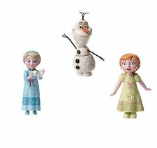 Disney Traditions Frozen Mini figurines Gift Set NEW By Jim Shore