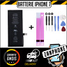 BATTERIE INTERNE pour iPhone 7 NEUVE 0 CYCLE - ORIGINAL qualité AAA+