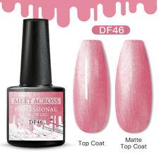Meet Across Christmas Uv Gel Nail Polish Soak Off Manicure Rose Gold Gel 6ml 46