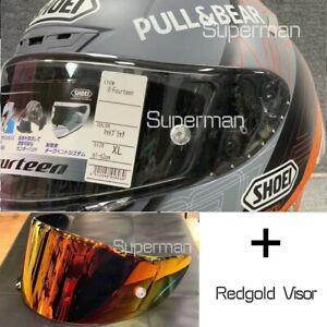 Moto Gp Full Face Motorcycle DOT Helmet X14 93 Marquez 2.0 Concept Black Helmet