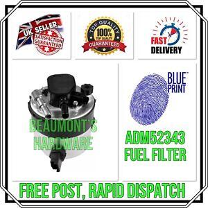 NEW GENUINE BLUEPRINT ADM52343 FUEL FILTER OE QUALITY *Free Post, Rapid Dispatch