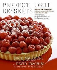 Perfect Light Desserts: Fabulous Cakes, Cookies, Pies, and More Made with Real B
