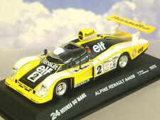 DIECAST 1/43 ALPINE RENAULT ELF A442B #2 WINNER 1ST LE MANS 1978 PIRONI/JASSAUD