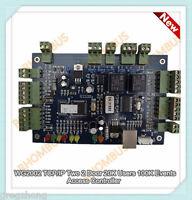 WG2002.NET WAN/LAN TCP/IP 1 Door 20K Users 100K Records Access Controller Board