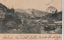 POSTCARD MAMMOTH SMELTER KENNETT CALIFORNIA  1909 11-38