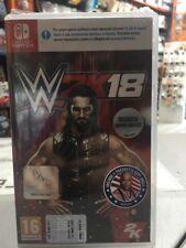 WWE 2K18 Ita SWITCH NUOVO SIGILLATO