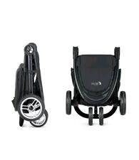 10#bm Baby Jogger City Lite Black Lightweight Stroller Buggy pram child push cha