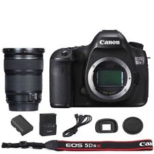 Canon EOS 5DSR / 5DS R DSLR Camera Body with EF 24-105mm f/3.5-5.6 IS STM Lens