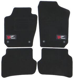 passend für Seat Ibiza 6J Autofußmatten Autoteppiche Fußmatten 2008-2017 Lsru