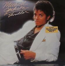 MICHAEL JACKSON~THRILLER~EPC 85930~A1/B1~G/FOLD+INNER & INSERT~DUTCH VINYL LP