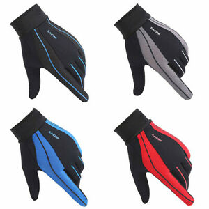 Gloves Summer Sports Touch Screen Sun Protection Ventilation Antiskid